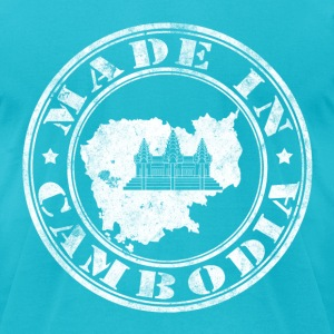 Men's Made in Cambodia - Men's T-Shirt by American Apparel