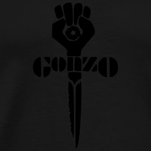 Gonzo Fist sword - Men's Premium T-Shirt