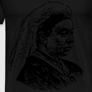 Queen Victoria - Men's Premium T-Shirt