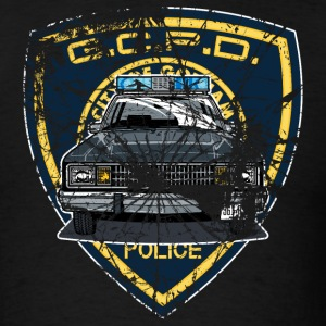 G.C.P.D.  Design T-Shirts - Men's T-Shirt
