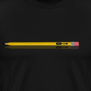 Pencil - Men's Premium T-Shirt