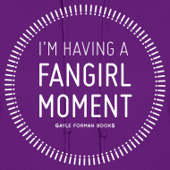 Design ~ Fangirl Moment Circle Women's Hoodie
