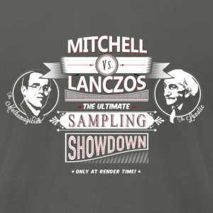 Mitchell vc Lanczos T-Shirts - Men's T-Shirt by American Apparel