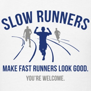 Slow Runners - Men's T-Shirt