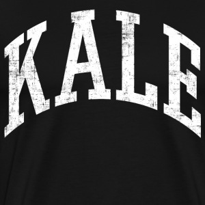 Distressed Kale T-Shirts - Men's Premium T-Shirt