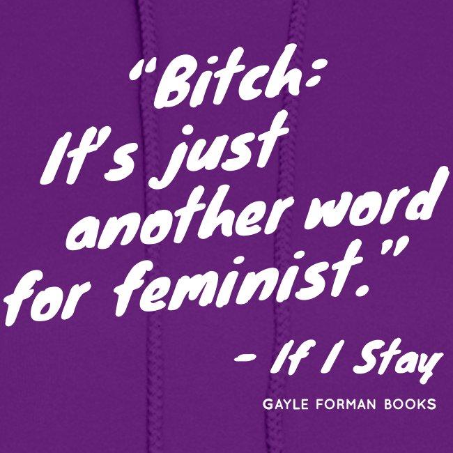 Feminist Women's Hoodie