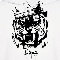 Dope tiger Hoodies