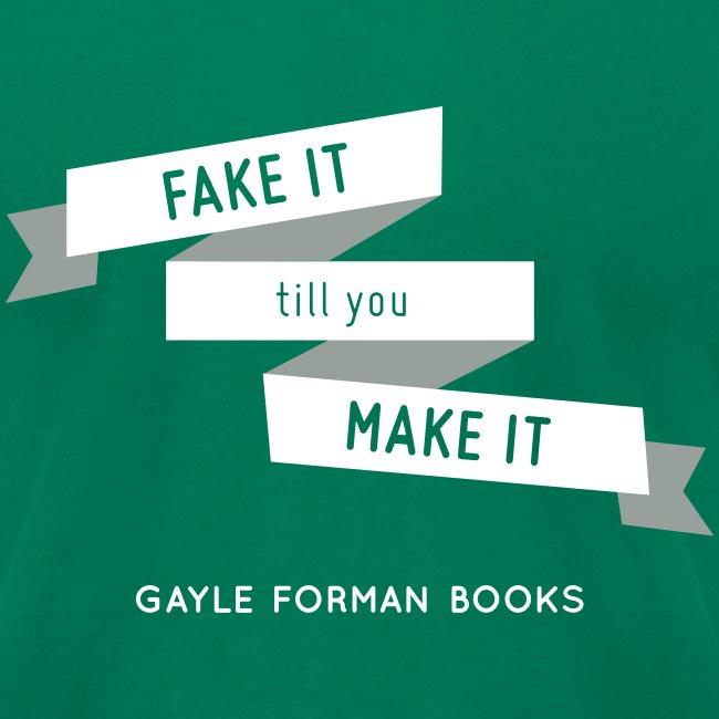 Fake It Men's T-Shirt