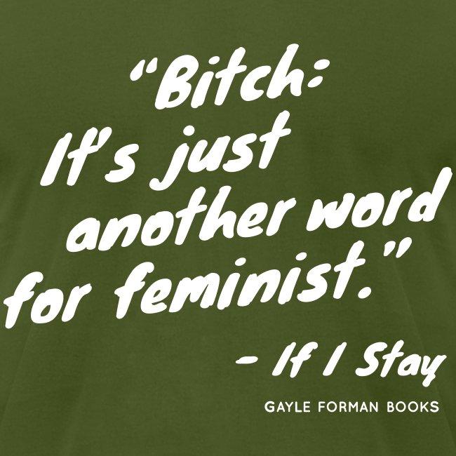 Feminist Men's T-Shirt