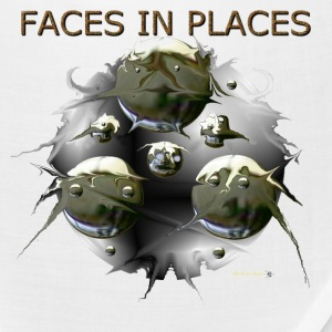 FACES IN PLACES - Bandana