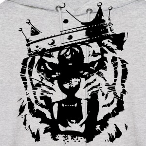 Tiger king Hoodies - Men's Hoodie