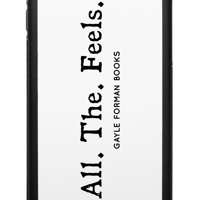 All The Feels iPhone 6 Case | iPhone 6/6s Rubber Case
