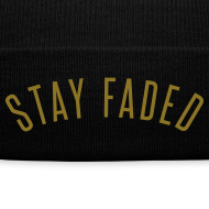 Design ~ Stay Faded - Metallic Gold
