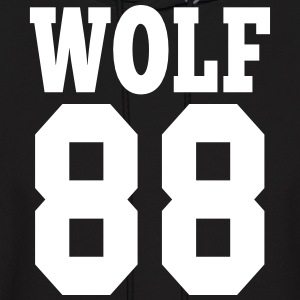 ♥♫Love EXO Wolf 88 Hooded Sweatshirt♪♥ - Men's Hoodie