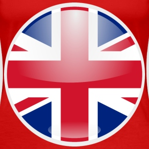 United Kingdom Flag - Women's Premium T-Shirt
