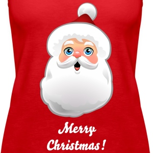 Customizable Santa - Women's Premium Tank Top
