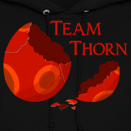Design ~ Team Thorn! Hoodie (Women)