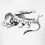 Design ~ Newest Shur'tugal Logo (Black Ink - Unisex)