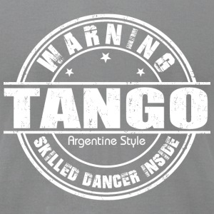 Tango - Skilled Dancer Inside - Men's T-Shirt by American Apparel