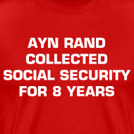 Design ~ Ayn Rand Collected Social Security