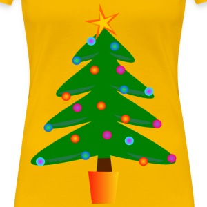 Christmas Tree - Women's Premium T-Shirt