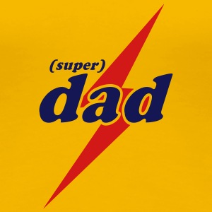 Super dad - Women's Premium T-Shirt