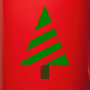 Christmas Tree Mug - Full Color Mug