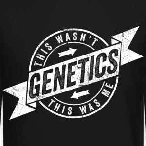 Genetics Workout Gym  - Crewneck Sweatshirt