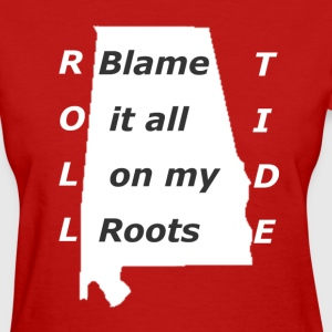 Roll Tide - Women's T-Shirt