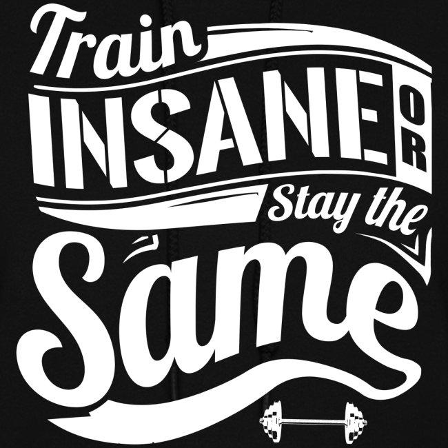 Motivational Workout Quotes Fitness Motivation Train Insane Gym