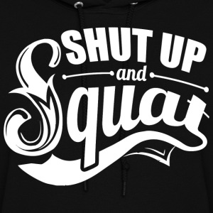 Workout Squat Gym Fitness - Women's Hoodie