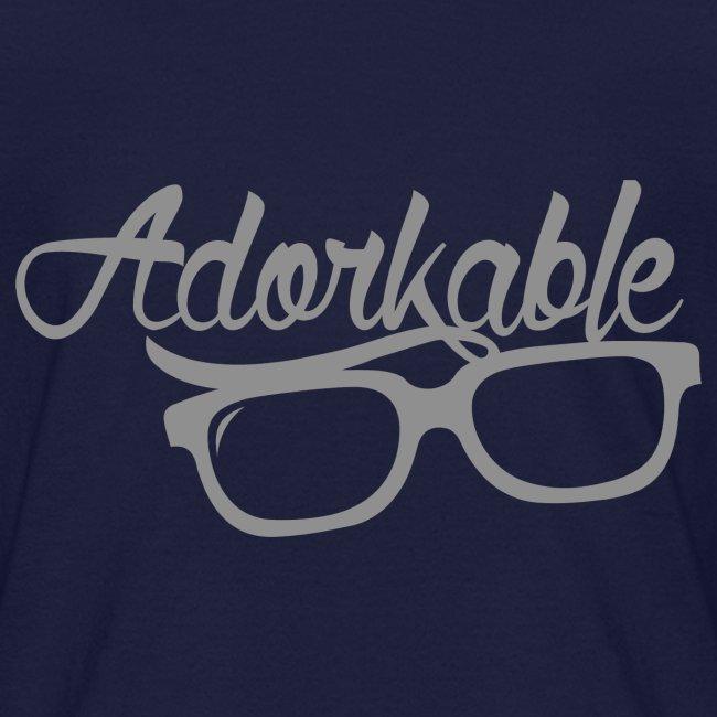 Adorkable