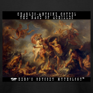 Design ~ The Rage of Achilles: 45SURF Hero's Odyssey Mythology