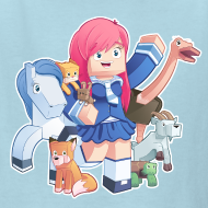 Design ~ LDShadowLady Kid's Shirt
