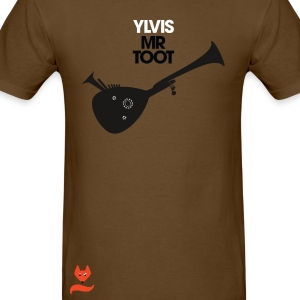 Mr. Toot Ylvis What does the Fox say T-Shirts - Men's T-Shirt