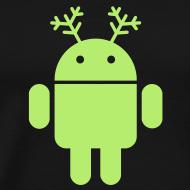 Design ~ android christmas santa rudolf