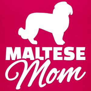 Maltese Mom Kids' Shirts - Kids' Premium T-Shirt