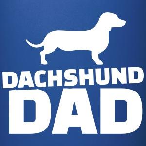 Dachshund Dad Accessories - Full Color Mug