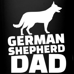 German shepherd Dad Accessories - Full Color Mug