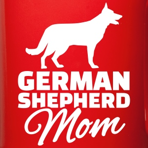 German shepherd Mom Accessories - Full Color Mug