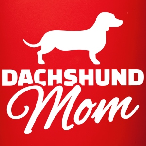 Dachshund Mom Accessories - Full Color Mug