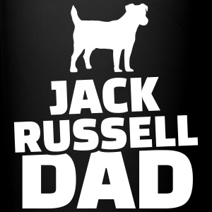 Jack Russel Dad Accessories - Full Color Mug