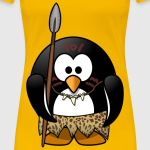 Native Penguin - Women's Premium T-Shirt