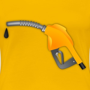 Gas Pump Nozzle - Women's Premium T-Shirt