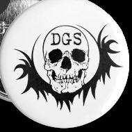 Design ~ Demon Button 5 pack