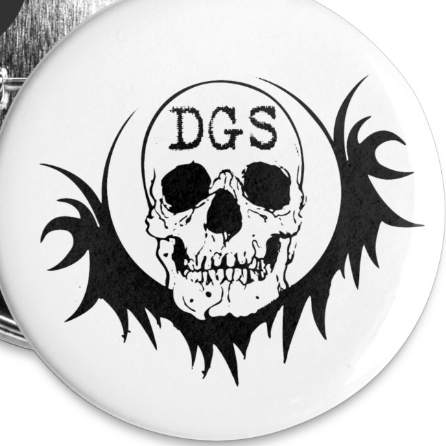 Demon Button 5 pack