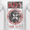 Kiss Rock And Roll All Over - Men's T-Shirt