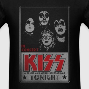 Kiss Tonight - Men's T-Shirt