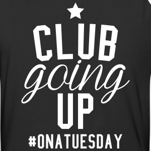 club going up on a tuesday T-Shirts - Baseball T-Shirt