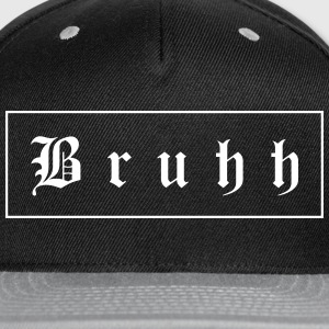 Bruuh Caps - Snap-back Baseball Cap